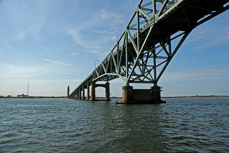 Robert Moses Bridge and Tower