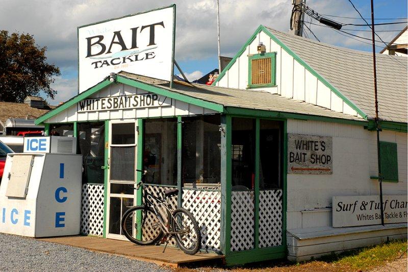 Whites Bait Shop