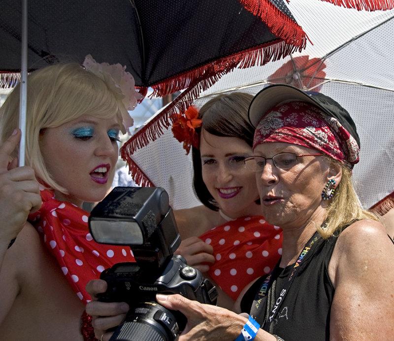 Coney Island Mermaid Parade, 2008