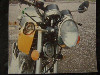 Honda CJ250 T
