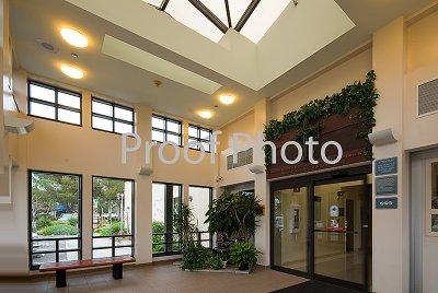 St Elizabeths Hospital Entrance