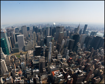 View from Empire State Building3 2008