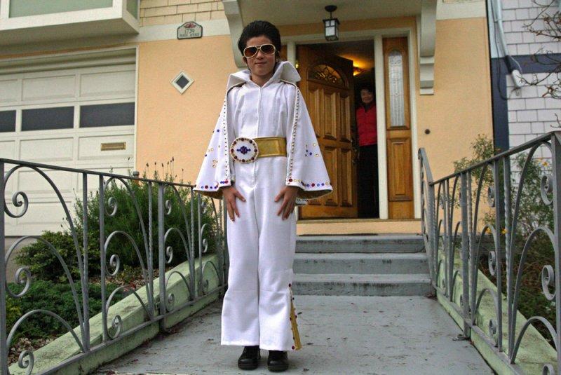 Elvis-Halloween 2008
