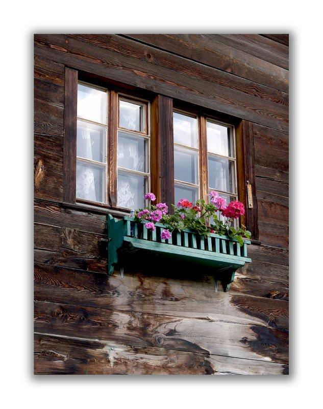 Vieux village de Zermatt