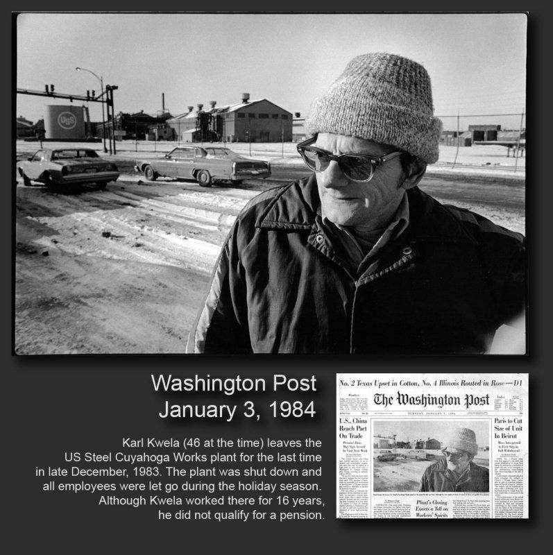 Washington Post, front page