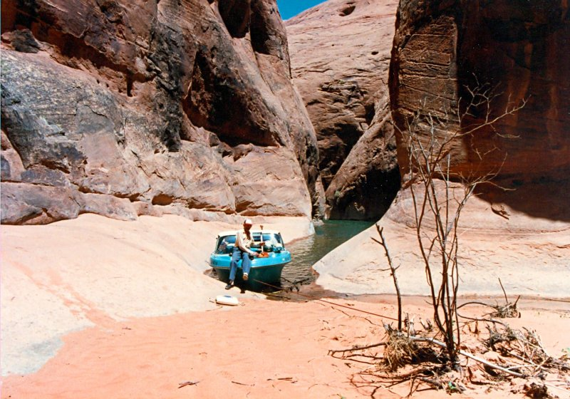 Music Temple Canyon