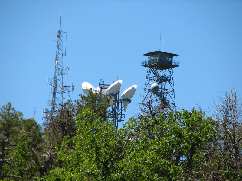 Mt. Ord Lookout Tower