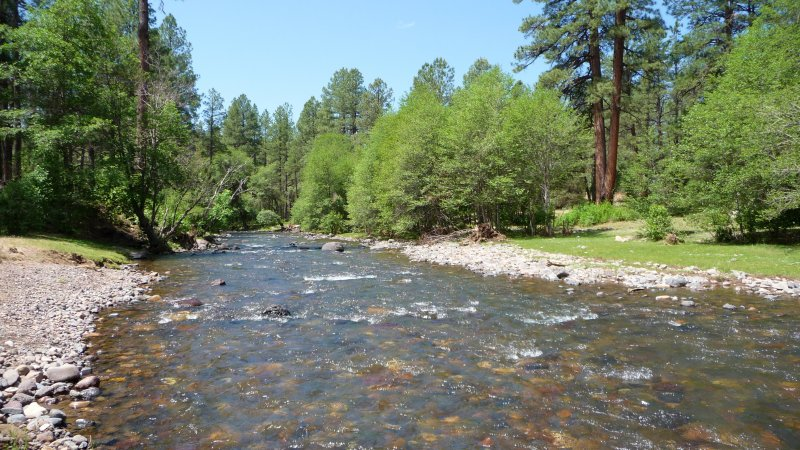 North Fork of the White River