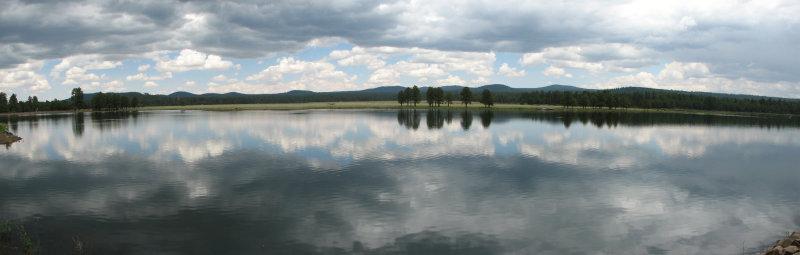Horseshoe Cieniga Lake