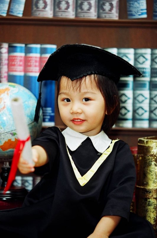 Graduate Look