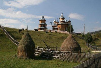 in Maramures,Romania