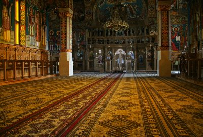 Monastery Bodesti0