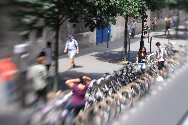 Les Bicyclette