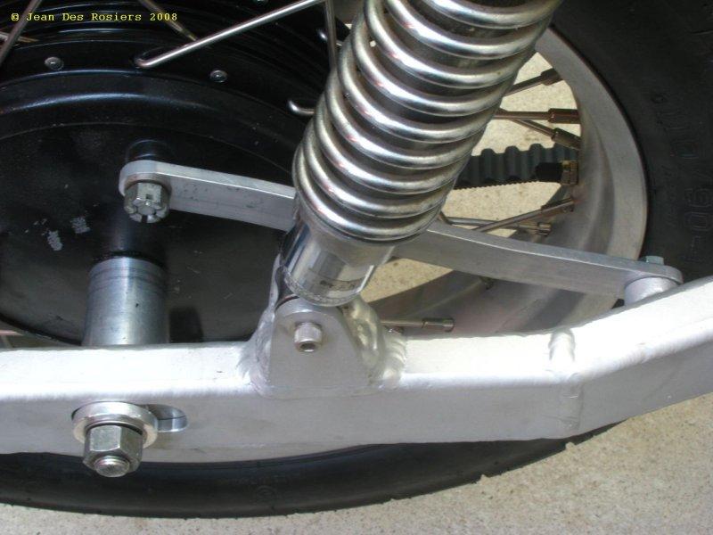 0593 Rear brake torque arm