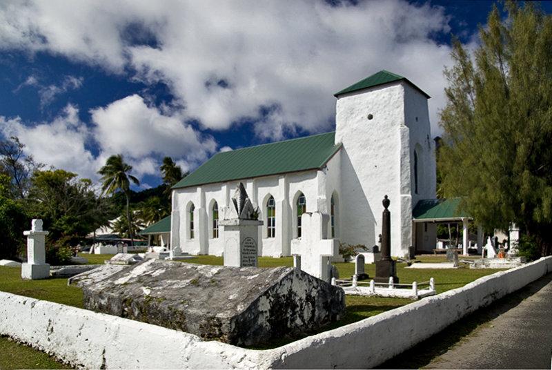 Rarotonga, Cook Islands, South Pacific