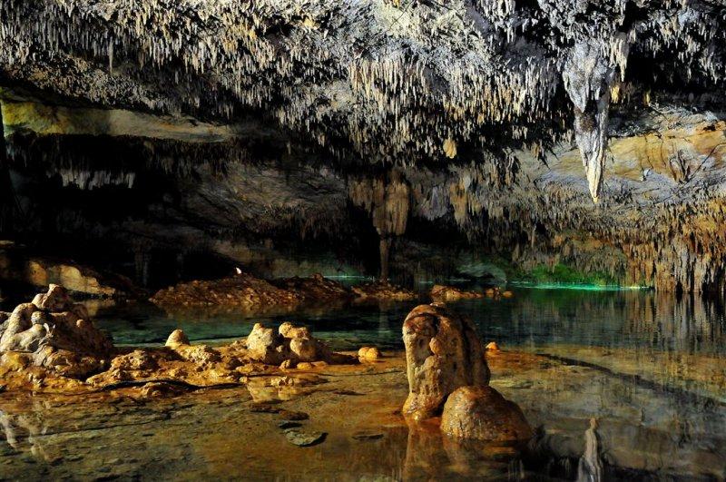 Underground River Entrance, Yucatan