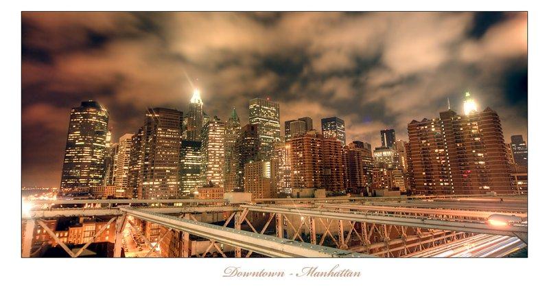 Downtown - Manhattan