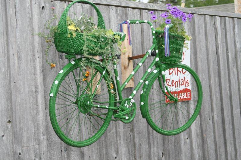 The Polka Dot Bike