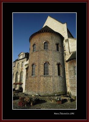 Bernay, Abbatiale