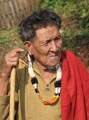 old Zeme Naga, North Cachar Hills, Assam, India