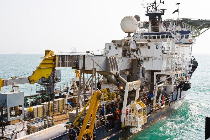 Thebaud Sea - Salvage