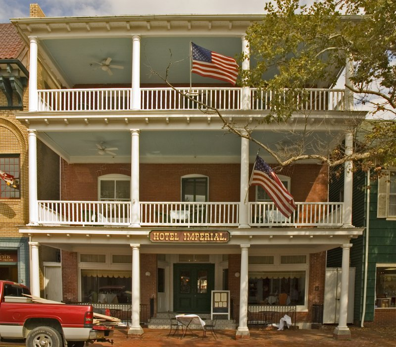 Chestertown MD Hotel Imperial