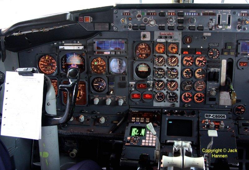 Captains panel RP-C8006