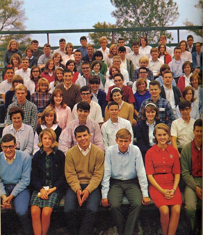 Herd of Burros 1966