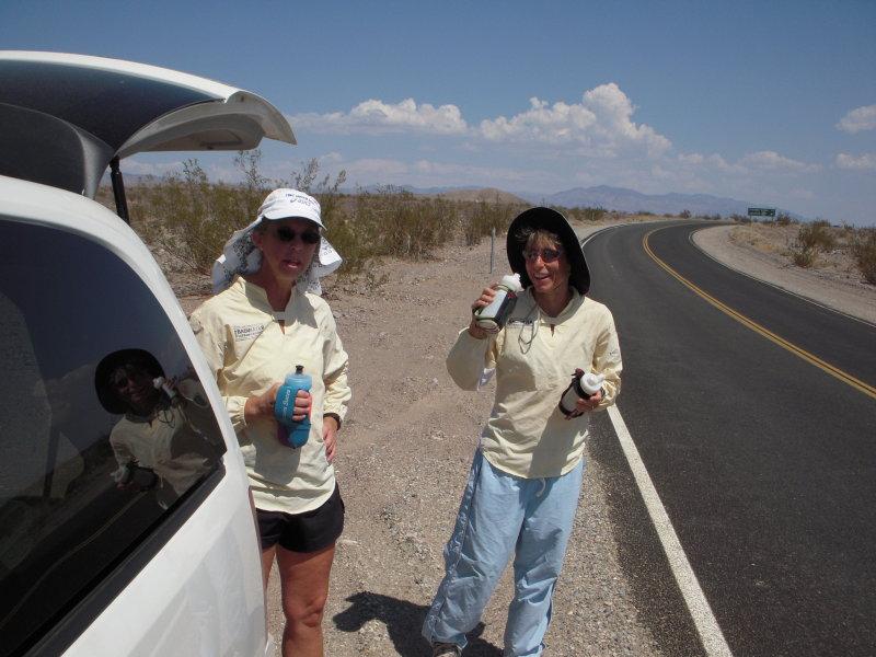 crew Bonnie and Stephanie