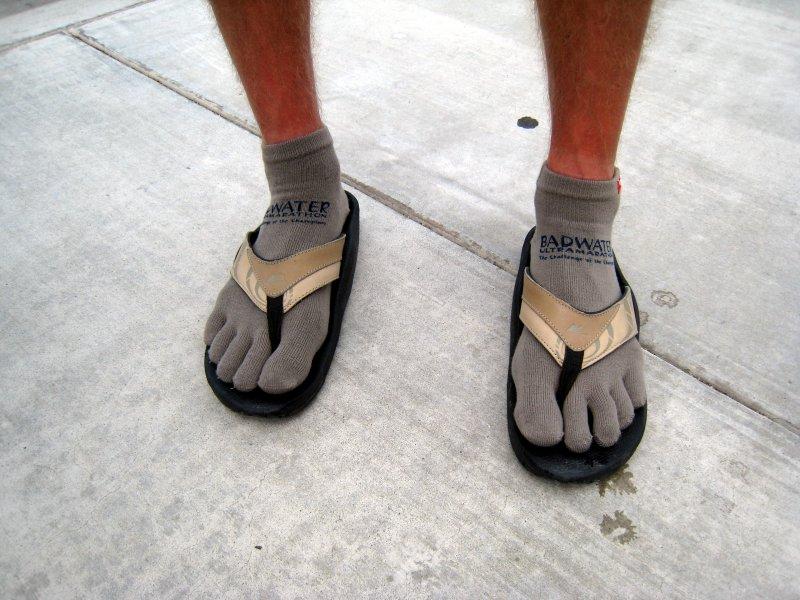 Davids feet