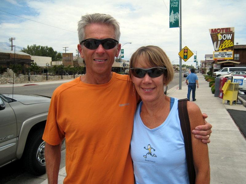 David and Pallie Jones