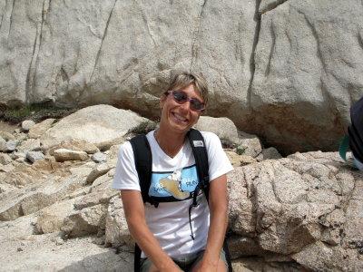 Stephanie - Badwater crew veteran. Will she run the race?