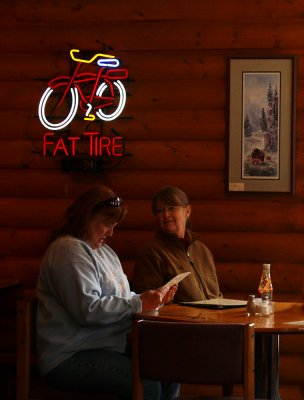 Choices, The Bistro, Cooke City, Montana, 2008