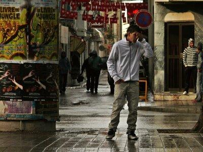 Headache, Tunis, Tunisia, 2008