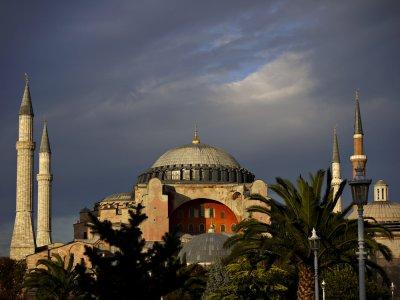Hagia Sofia, Istanbul, Turkey, 2009