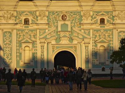 Saint Sofia Cathedral, Kiev, Ukraine, 2009