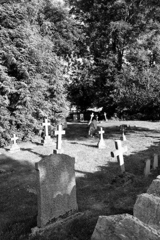 Summer Churchyard