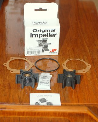 New Impeller Kit