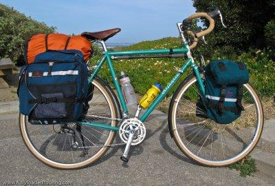 287    Ross - Touring California - Rivendell Atlantis touring bike