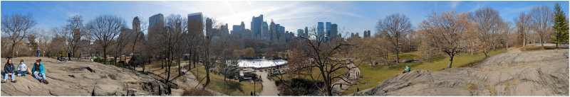 Wollman Rink Pano Full