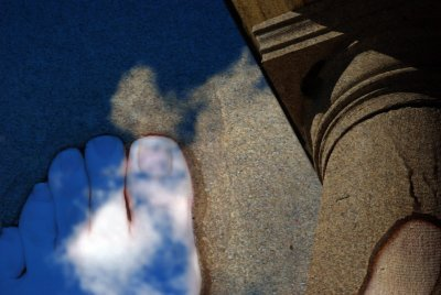 Quand Dali ou Magritte m'habitent un peu...