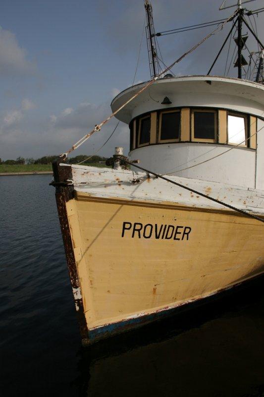 Conn Brown Harbor:  The Provider