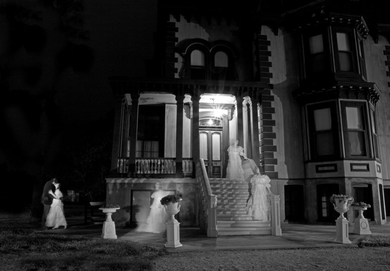 Ghostly Inhabitants