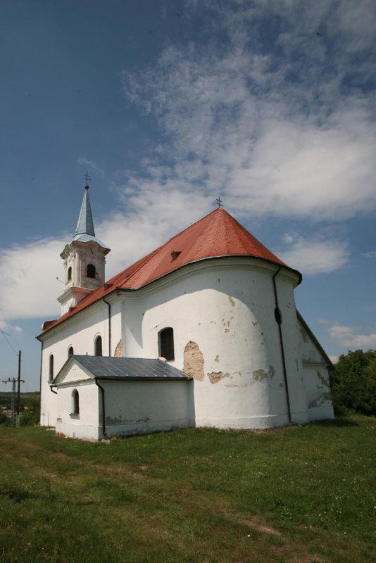 Diósberény - Church