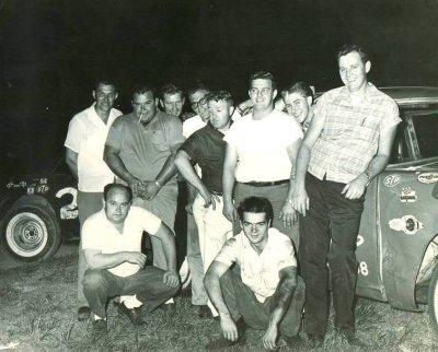Doody Deck, Paul Fat Boy Ryman, W. T. Spears, Doc Norris, George Bennett, Carl Martin,
