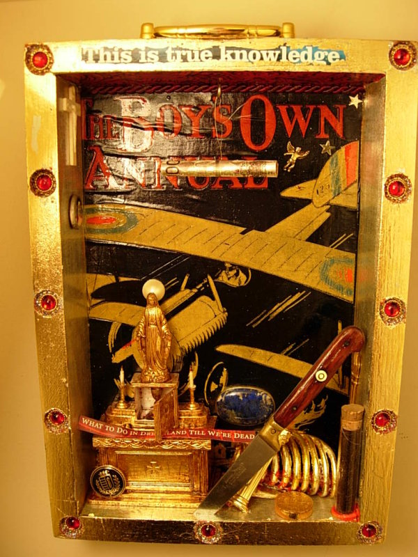 Portable Shrine # 2 Private Collecion Toronto