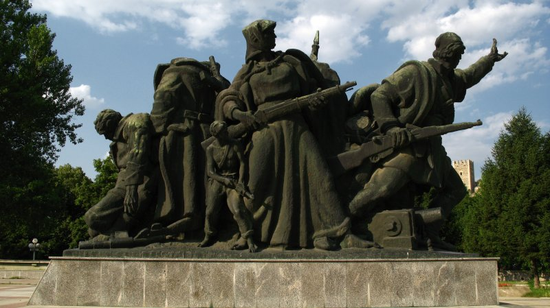 Monument to the Liberators of Skopje