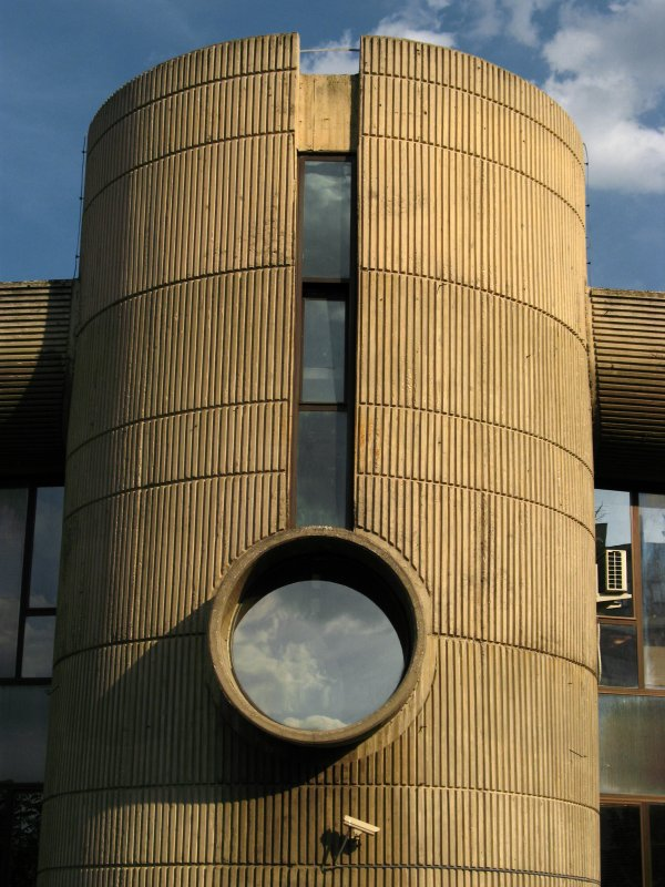 Corner turret, Central Post Office