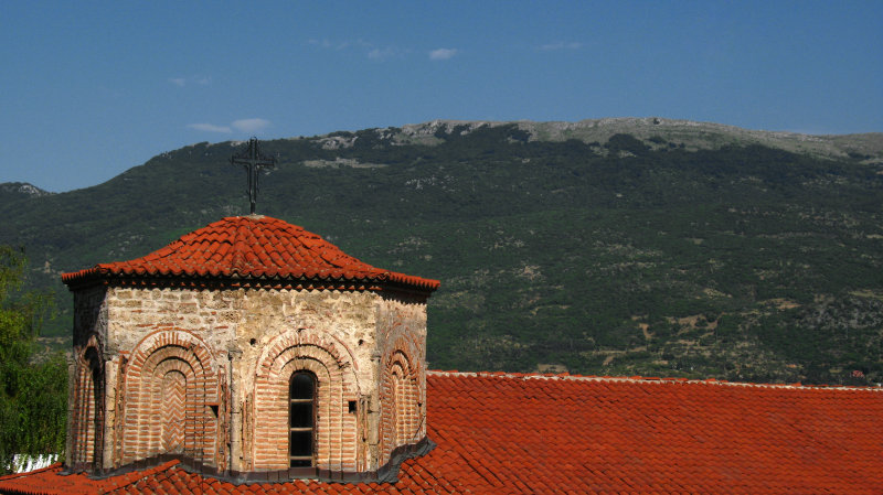 Dome of Sveti Sofija Cathedral