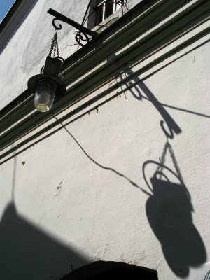 Lantern and shadow, Čaršija